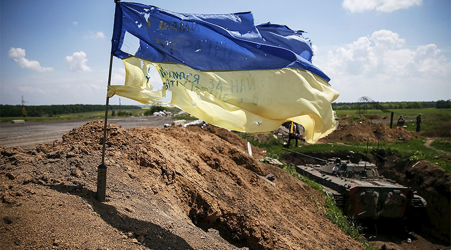 'Three strikes and you're out: Ukraine is a divided, failed, rogue state'