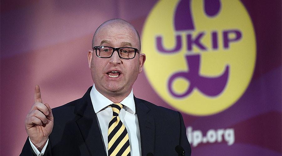 UKIP chairmen resign over leader's 'insensitive' approach to Hillsborough