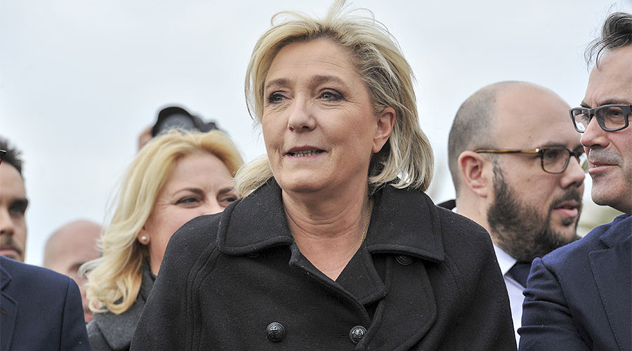 'Won't cover myself up:' Le Pen refuses headscarf, cancels on Lebanese Grand Mufti