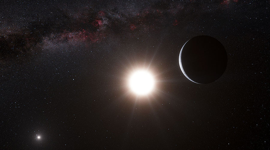 NASA to reveal new discovery 'from beyond our solar system' (POLL)