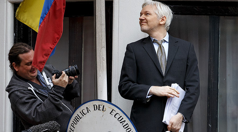 WikiLeaks 'will not respond to pressure' from Ecuador's presidential candidates –  Assange