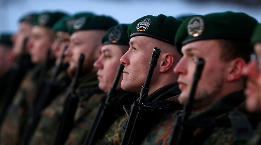 Germany to increase army strength as US demands greater commitment from NATO members