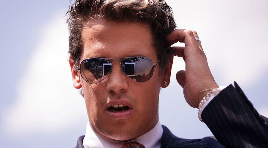 Milo Yiannopoulos resigns from Breitbart News amid pedophilia comments backlash