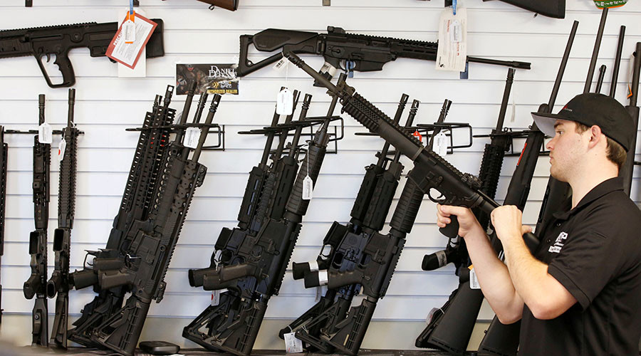 Maryland's military weapons ban upheld by federal appeals court