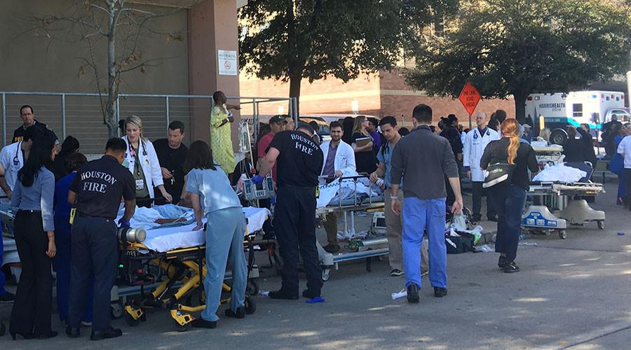 No evidence of shooter, shooting at Houston's Ben Taub Hospital ‒ police