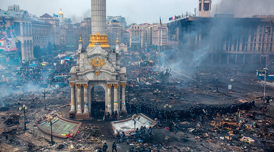 Ex-Ukrainian President Yanukovich calls upon EU, US to investigate Maidan crimes
