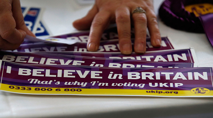 Twitter bots 'linked to Russia' now accused of targeting UKIP in Stoke by-election