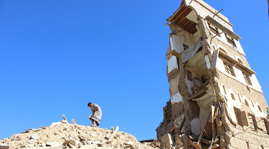 Saudi Arabia gives Yemeni govt $10bn to rebuild – president