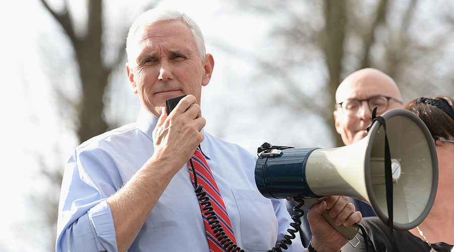 'No place in America for hatred': Pence condemns anti-Semitism at vandalized Jewish cemetery