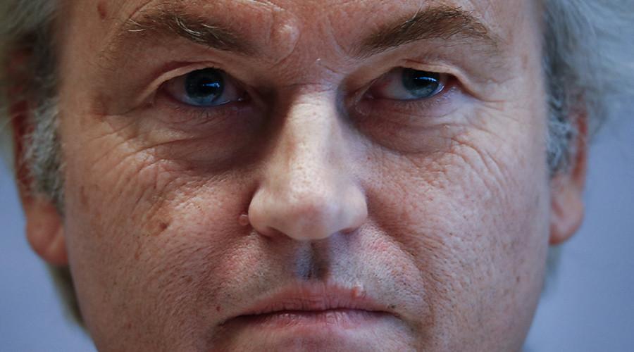 Dutch special agent 'leak' prompts Wilders to halt public appearances