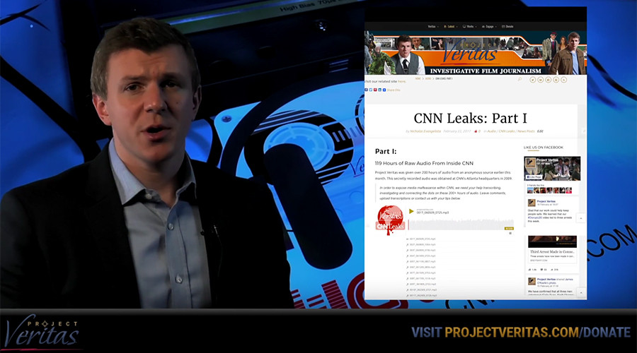 Twitter outrage as #CNNLeaks tapes remain inaccessible to many online