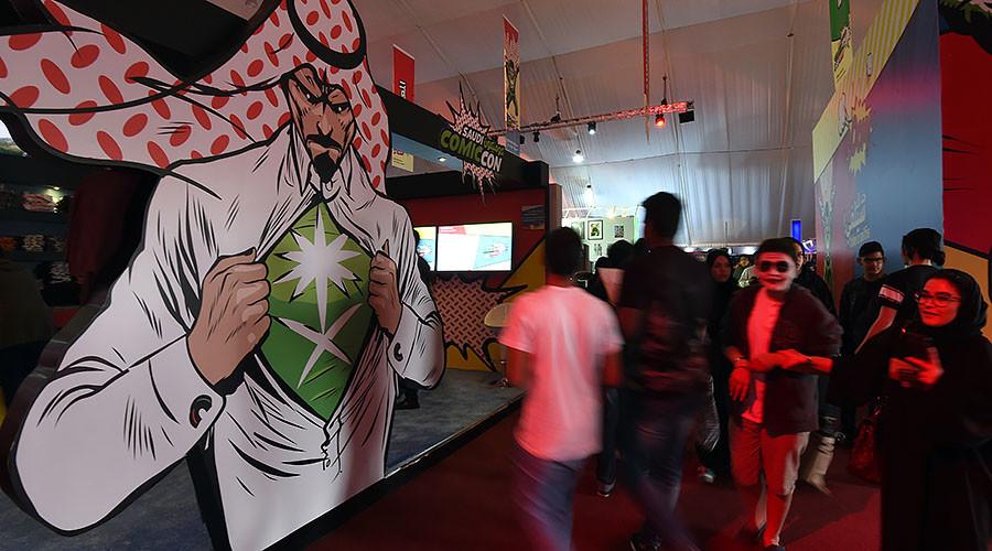 Saudi Arabia's first Comic Con penalized for 'violation'