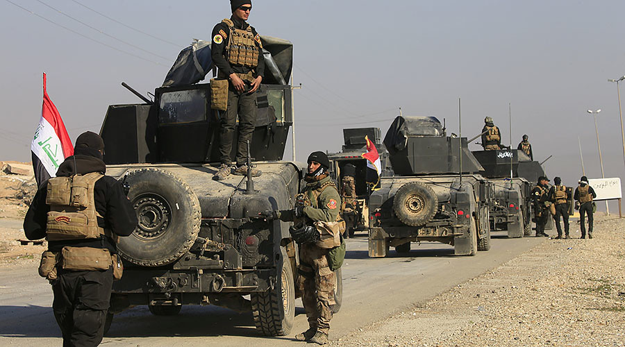 'US preparing public opinion for greater military involvement in Iraq, Syria'