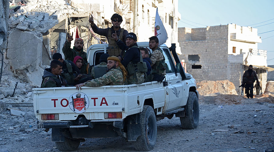 Syrian city of Al-Bab fully taken from ISIS – Turkish military