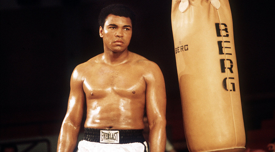 'The Greatest': Muhammad Ali remembered on anniversary of boxer's birthday