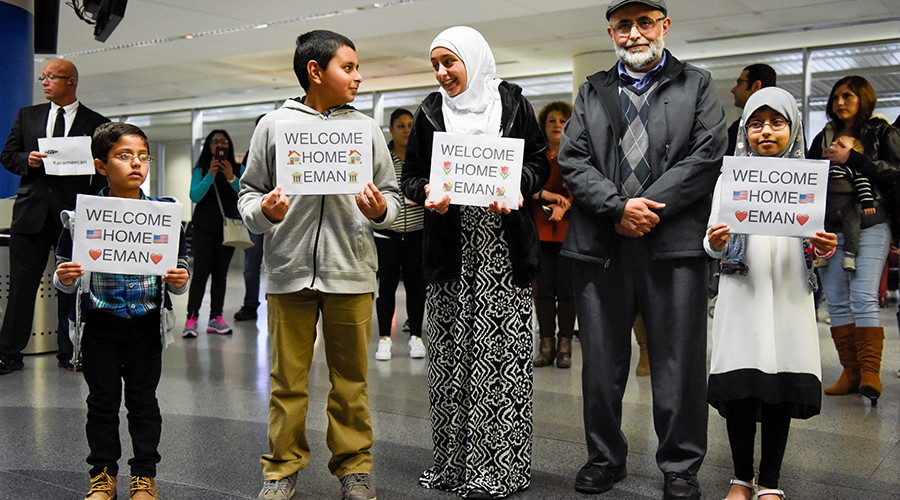 DHS report disputes need for Trump travel ban, declassified docs show