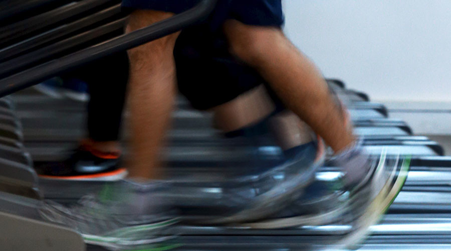 Bad news for gym bros: Lower sex drive linked to intense workouts - study