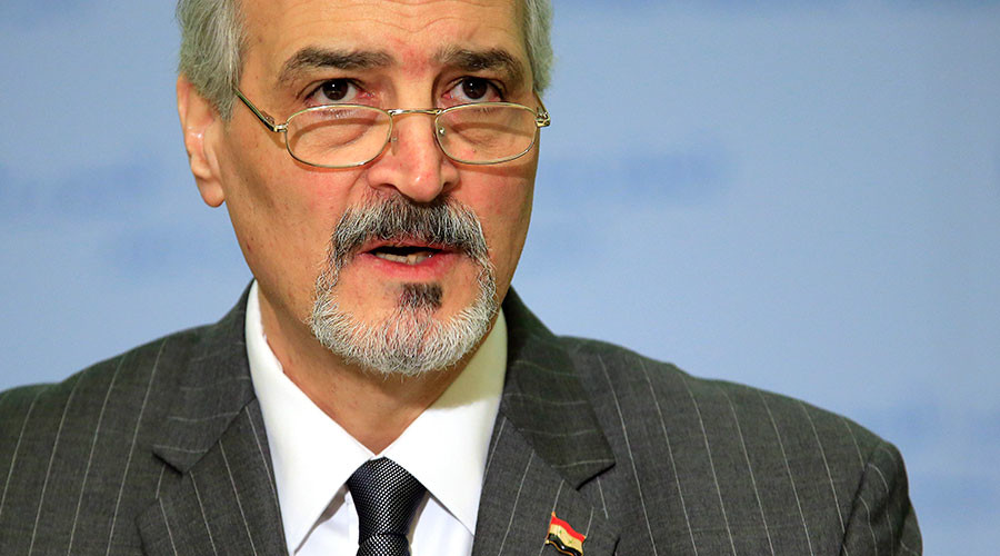 Syrian govt demands opposition condemn Homs attack or be considered terrorist accomplices
