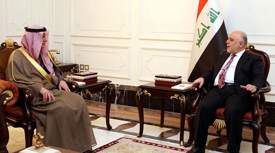 Saudi FM makes surprise visit to Baghdad