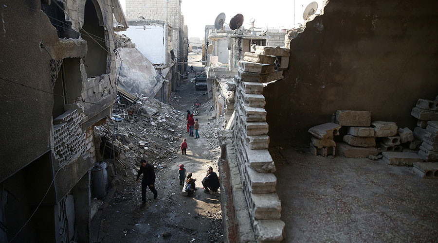 Militants shell Damascus & suburbs, 1 killed and 14 injured - SANA