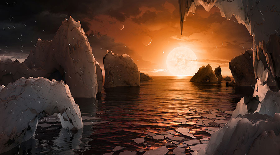 #7NamesFor7NewPlanets: NASA looks for help naming new discoveries, internet obliges