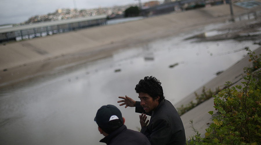 'Largest sewage spill in a decade': 143mn gallons of waste flows from Mexico to US