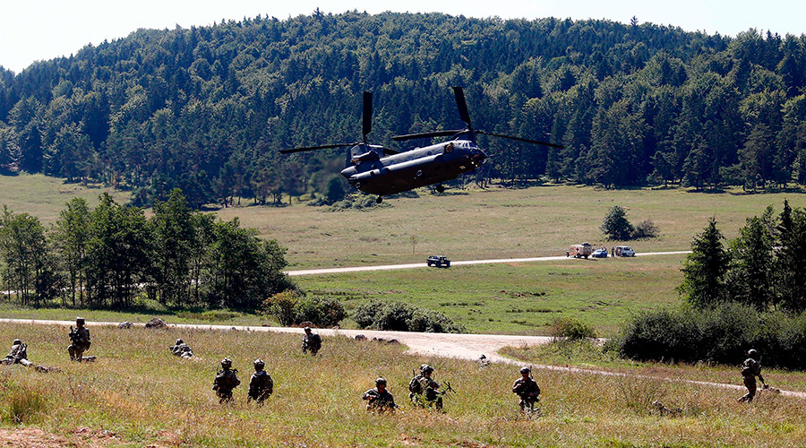 Trump's 'obsolete NATO' means Europe paying for US militarism