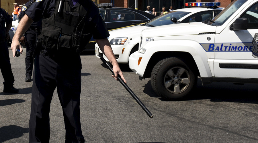 Baltimore cops who shot 14yo holding BB gun should be ID'd - attorneys
