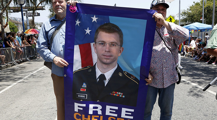Donation drive to aid Chelsea Manning after release hits $100k