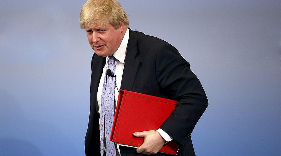 Boris Johnson hits out at Brexit 'moaning & droning' after Blair & Major doom-mongering