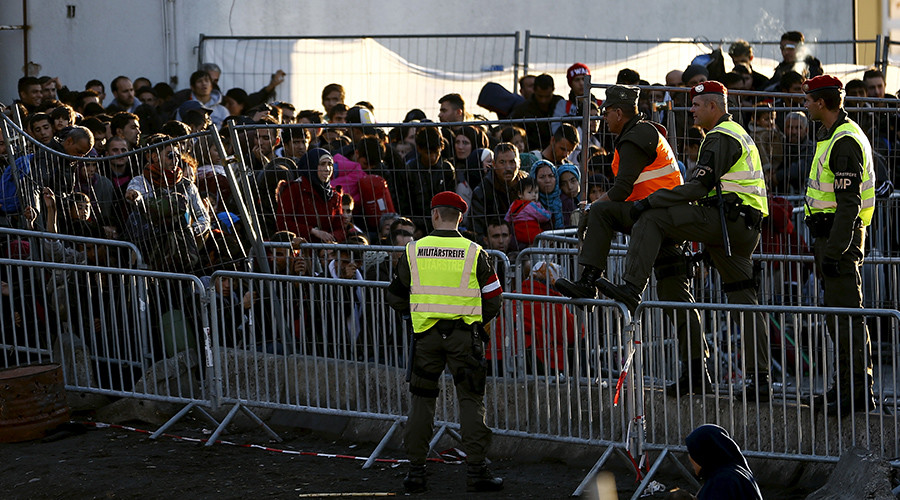 Austria moves to strip rejected asylum seekers of food & shelter