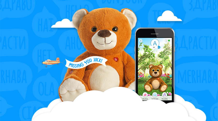'Smart' Teddy bears hacked, 2mn private recordings leaked, children at risk