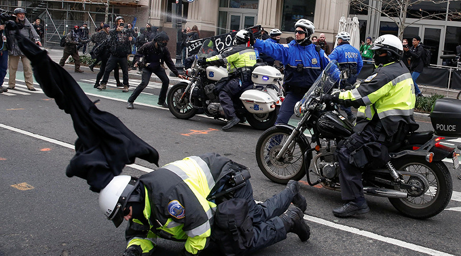 DC police watchdog questions arrests of journalists & use of force on Inauguration Day