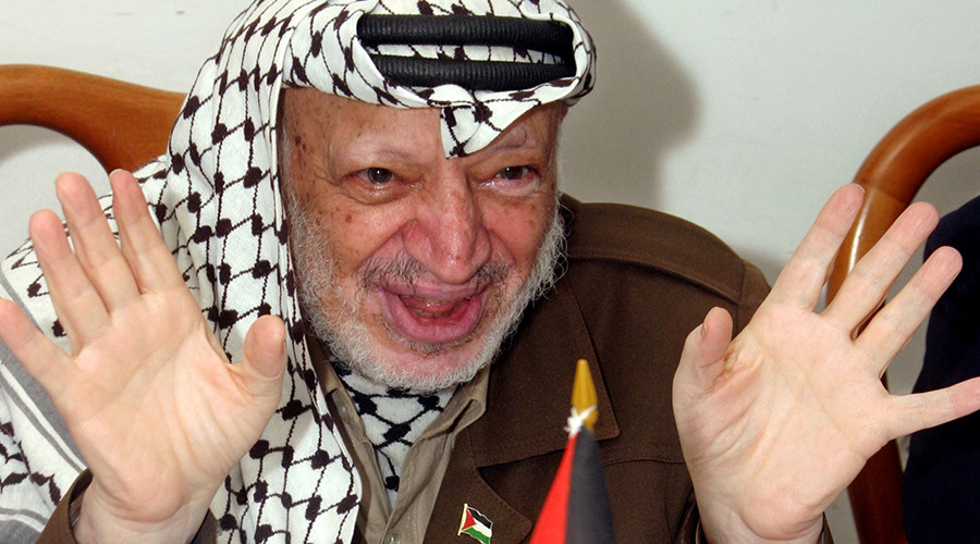 Facebook apologizes for blocking Palestinian Fatah page over Arafat photograph