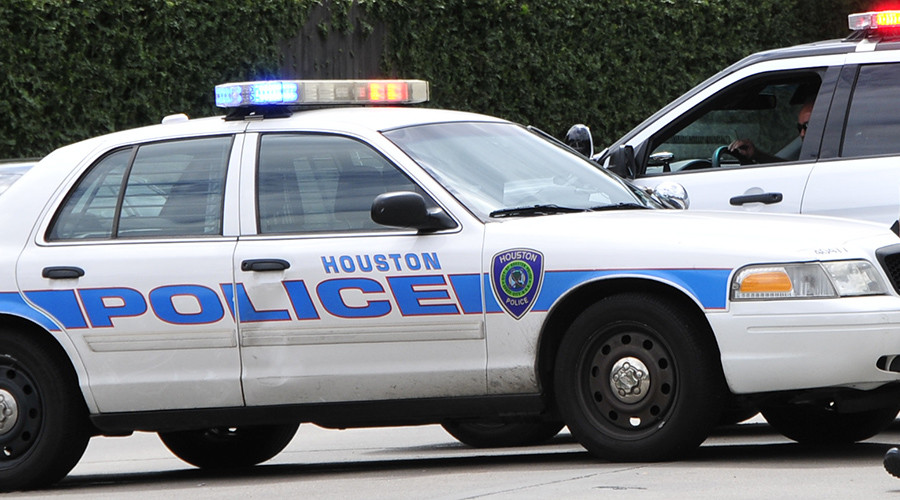 Houston police suspend search of suspect after 2 officers shot