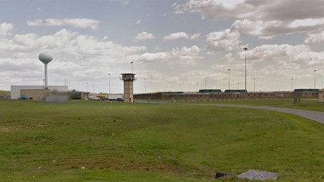 Inmates take guards hostage at max-security Delaware prison