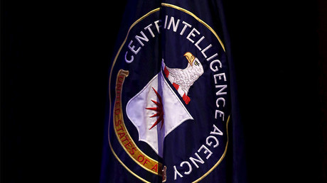 The Central Intelligence Agency (CIA) flag © Yuri Gripas