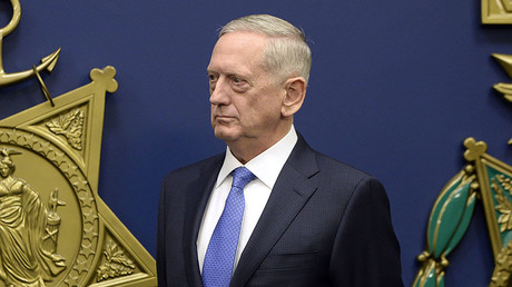 Iran is biggest state sponsor of terrorism – Pentagon chief Mattis