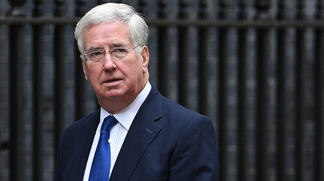 Michael Fallon & the theater of the absurd