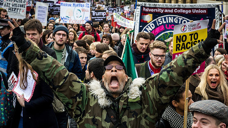Liberal lynch mob trolling Trump could bring down US democracy