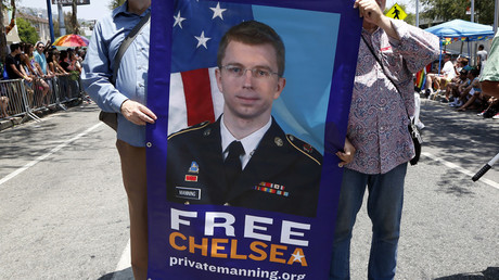 $21.5k in 20hrs: Chelsea Manning GoFundMe page thriving ahead of whistleblower's release