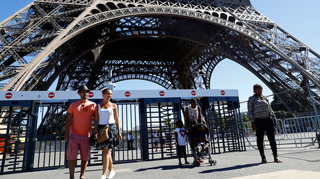 Paris to build €20mn bombproof wall to guard Eiffel Tower against terrorist attacks