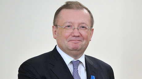 Alexander Yakovenko - Russia's Ambassador to the United Kingdom