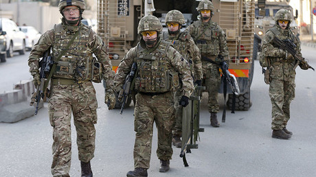 'British troops may return to Afghanistan,' admits Armed Forces minister