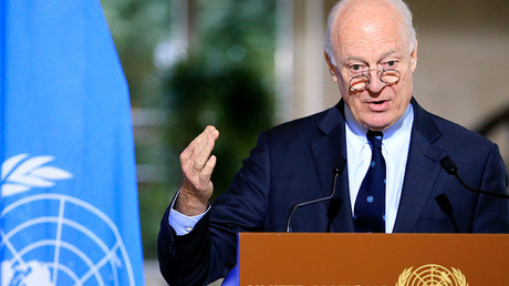 Geneva peace talks may be derailed – UN Syria envoy