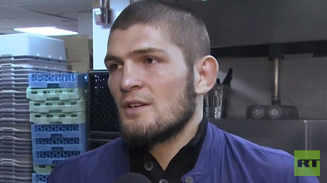 'This is biggest fight of my career' - Khabib Nurmagomedov to RT SPORT (VIDEO)