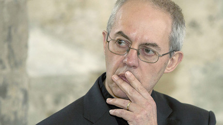 The Archbishop of Canterbury Justin Welby. © Neil Hall