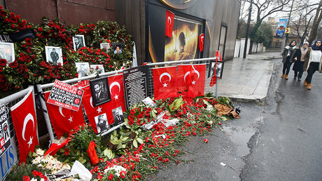 Turkey detains suspected Reina club attack mastermind