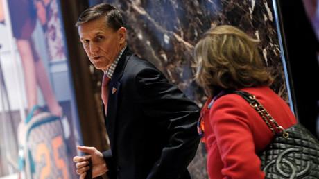 Michael Flynn © Mike Segar / Reuters