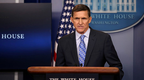 National security adviser General Michael Flynn © Carlos Barria